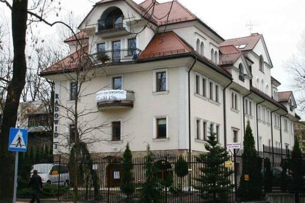 Apartament Sezamowy i Bursztynowy Willa Radowid Zakopane - фото 3