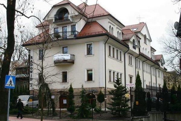 Apartament Sezamowy i Bursztynowy Willa Radowid Zakopane - фото 4