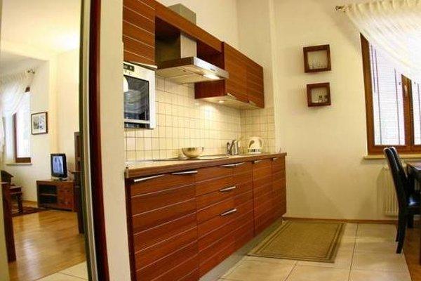 Apartament Sezamowy i Bursztynowy Willa Radowid Zakopane - фото 5