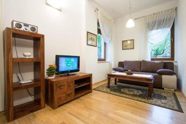 Apartament Sezamowy i Bursztynowy Willa Radowid Zakopane - фото 7