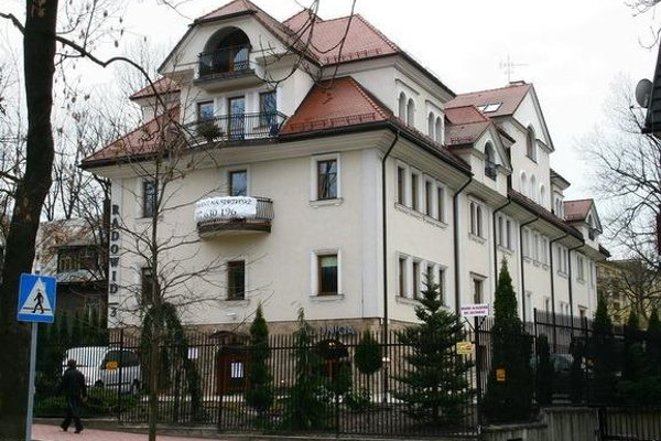 Apartament Sezamowy i Bursztynowy Willa Radowid Zakopane - 8