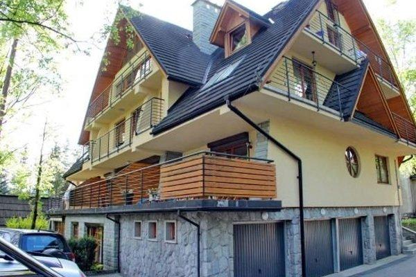 Apartamenty Chata Pod Reglami Zakopane - 13