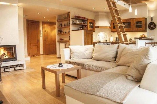 Apartamenty Chata Pod Reglami Zakopane - 15