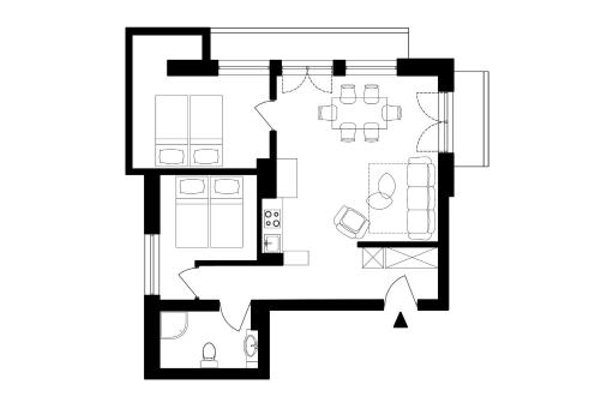 Apartamenty Smrekowa Tatry 2 Zakopane - 5