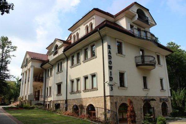 Apartament Radowid 15 w centrum z basenem - 13
