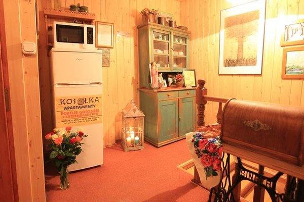 Willa Regionalna Kosolka - фото 10