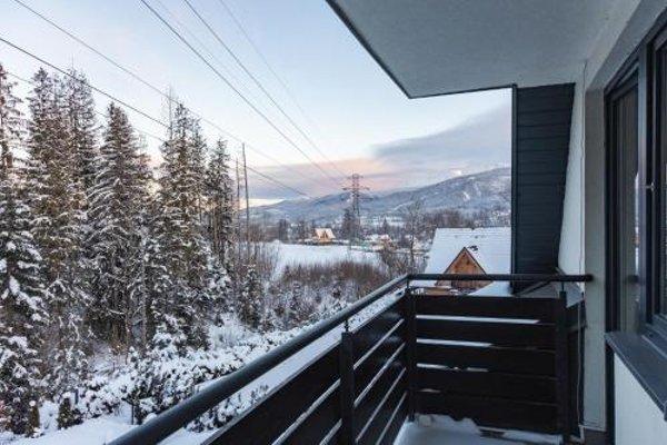 Apartamenty Butorowy Zakopane - фото 21