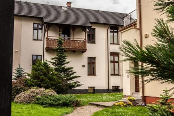 Apartamenty i pokoje w Centrum Zakopanego - фото 17