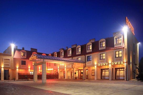 Hotel Nowy Dwor W Zaczerniu - 20
