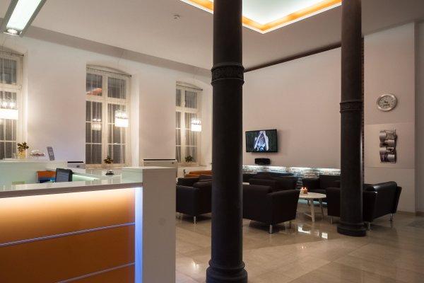Centrum Dikul Hotel - фото 18