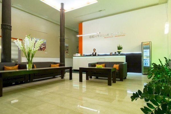 Centrum Dikul Hotel - фото 7