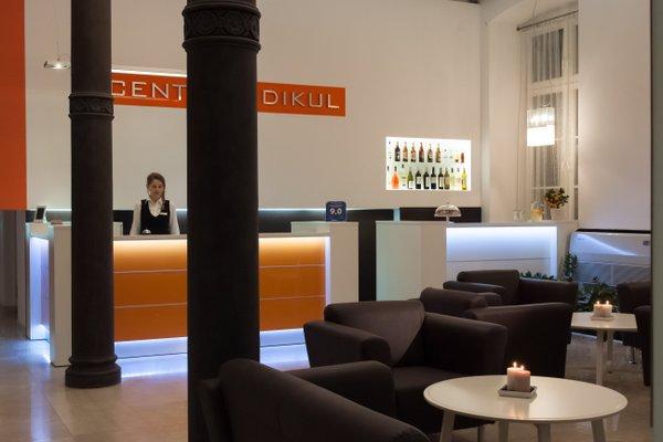 Centrum Dikul Hotel - фото 8