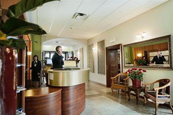 Best Western Hotel Prima Wroclaw - 15