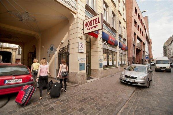 Absynt Hostel - фото 23