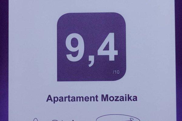 Apartament Mozaika - фото 18