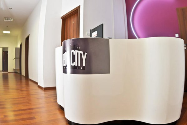 Big City Hostel - фото 14