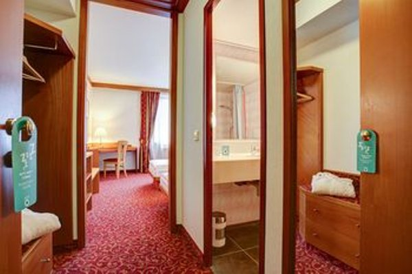 Arena City Hotel Salzburg - фото 29