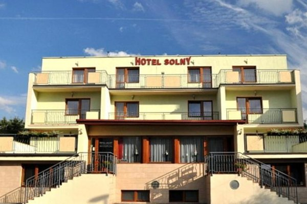 Отель Solny - фото 23