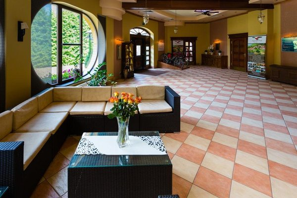 Hotel Ognisty Ptak - фото 7