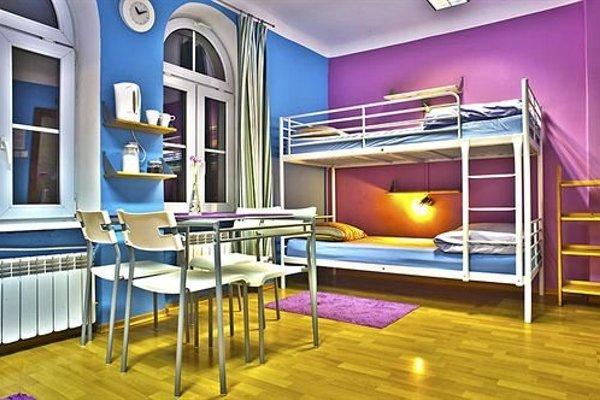 Nathans Villa Hostel Warsaw - фото 11