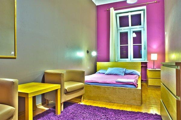 Nathans Villa Hostel Warsaw - фото 14