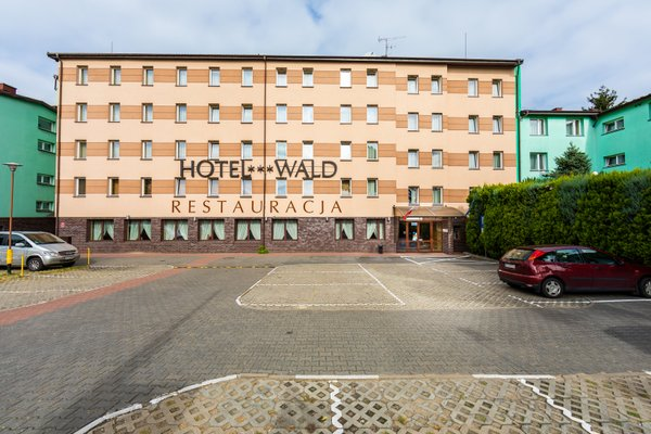 Отель Wald - фото 23