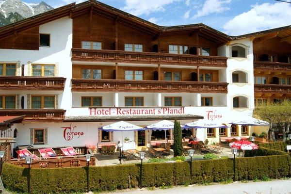 Bergidyll & Hotel Trofana - фото 21