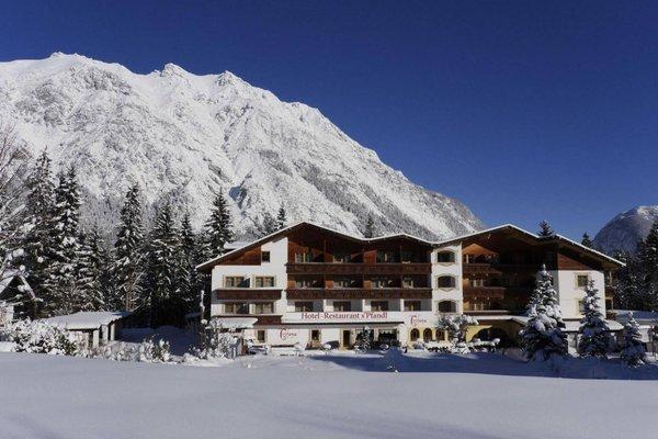 Bergidyll & Hotel Trofana - фото 23