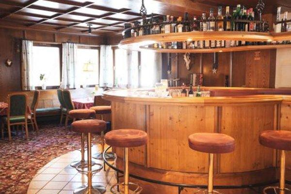 Bergidyll & Hotel Trofana - фото 9