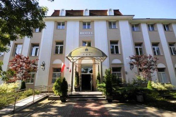 Hotel Lazienkowski - фото 50