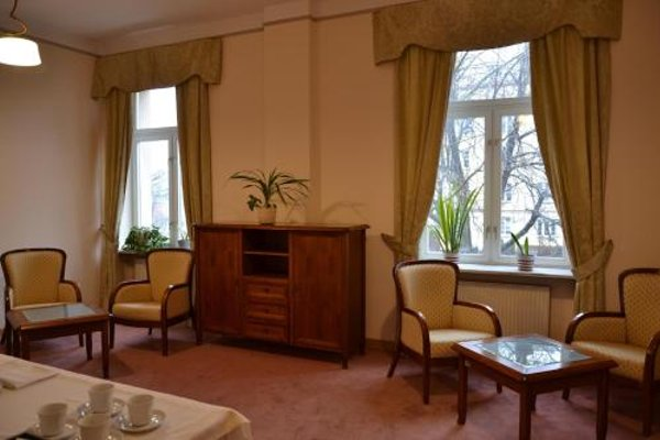 Hotel Lazienkowski - фото 21