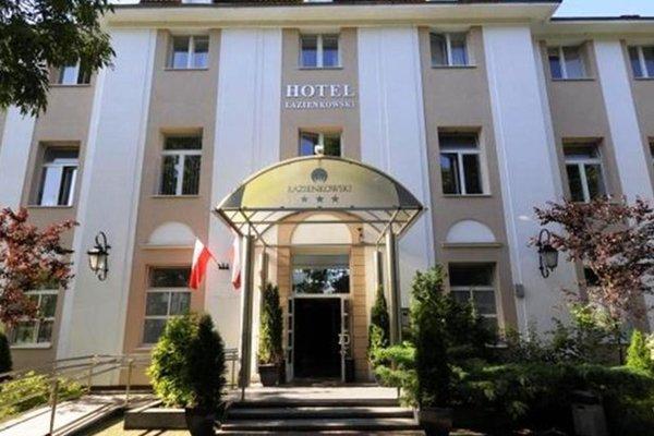 Hotel Lazienkowski - фото 23