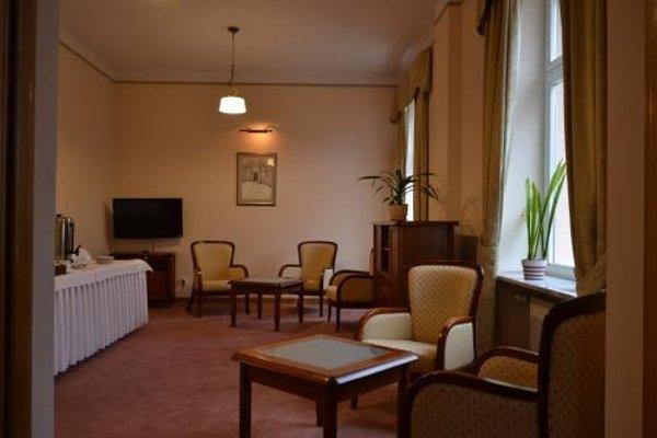 Hotel Lazienkowski - фото 9