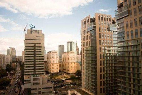Autobudget Apartments Platinum Towers - фото 14