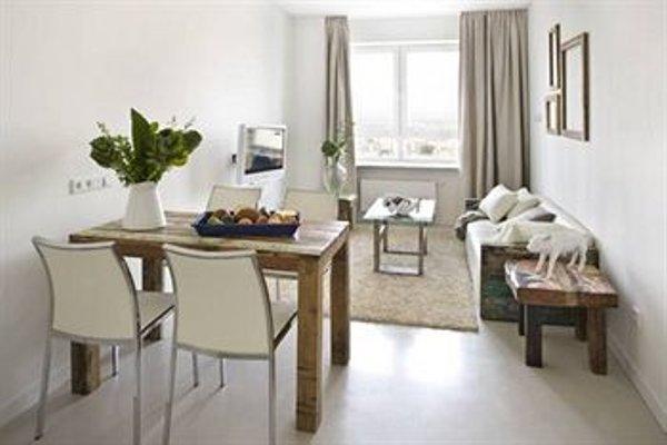 Autobudget Apartments Platinum Towers - фото 22