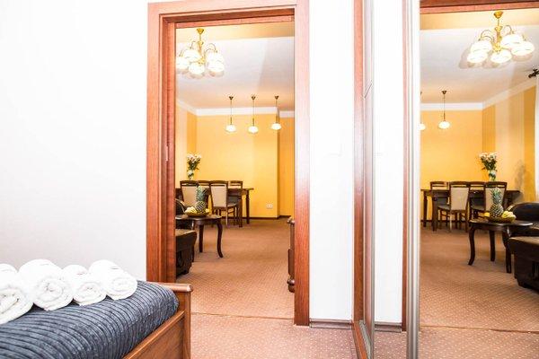 Hosapartments Atelier Residence - фото 12