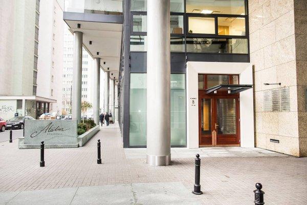 Hosapartments Atelier Residence - фото 15