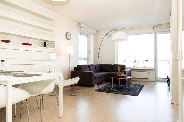 Hosapartments Atelier Residence - фото 17