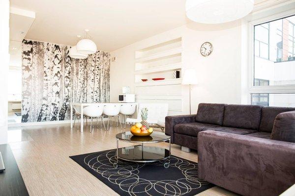 Hosapartments Atelier Residence - фото 3