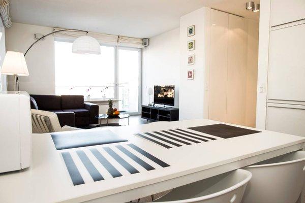 Hosapartments Atelier Residence - фото 4