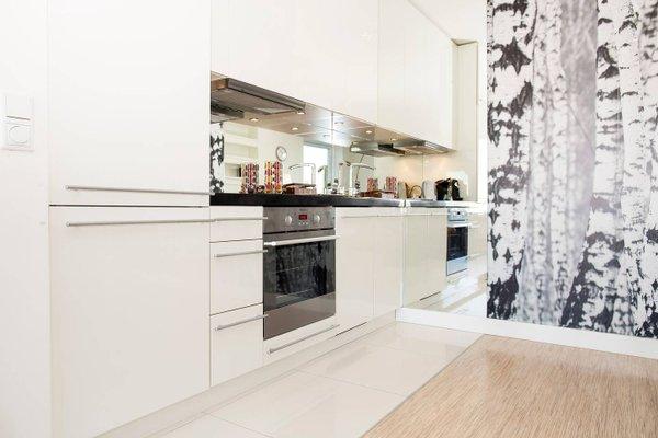 Hosapartments Atelier Residence - фото 8