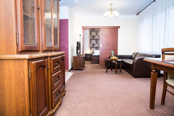 Hosapartments Atelier Residence - фото 9