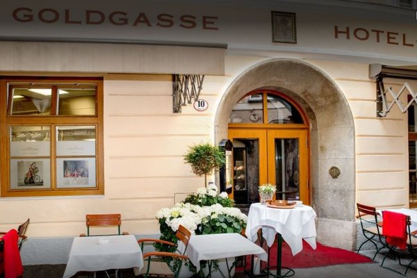 Hotel Goldgasse - Small Luxury Hotels of the World - фото 23