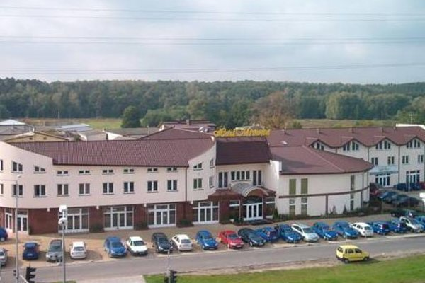 Centrum Konferencyjno-Apartamentowe Mrowka - фото 23