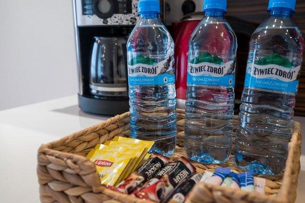 Premium Apartments Platinum Towers - фото 21