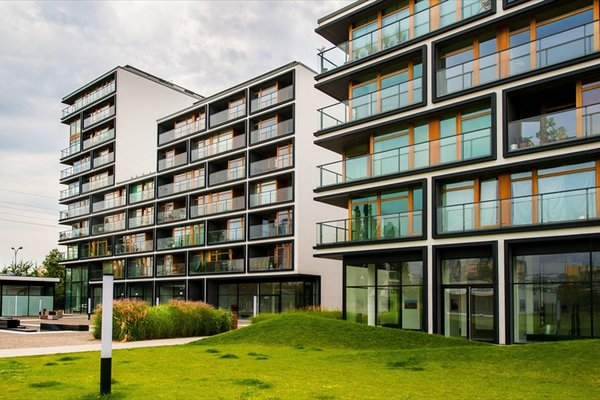 Exclusive Apartments - Wola Residence - фото 12