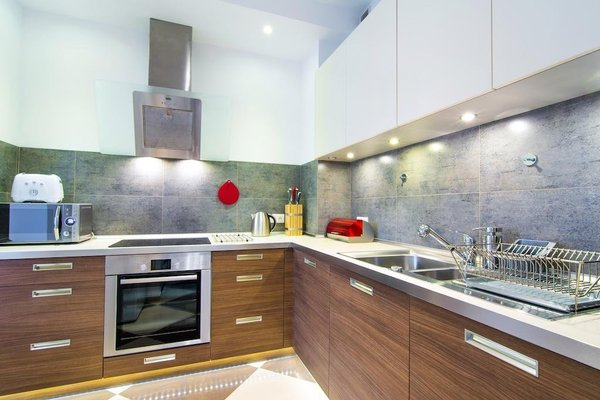 Exclusive Apartments - Wola Residence - 17