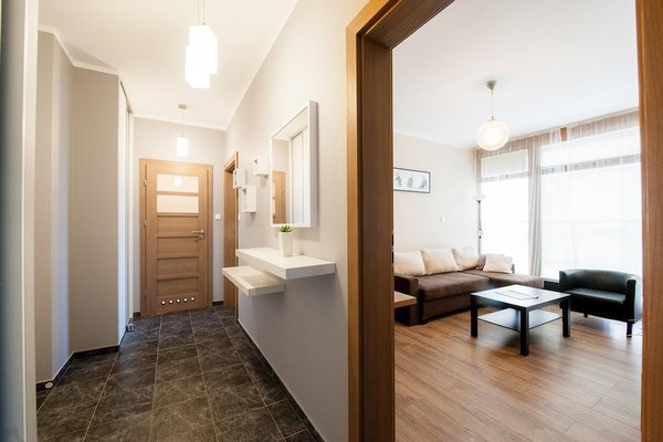 Exclusive Apartments - Wola Residence - фото 8