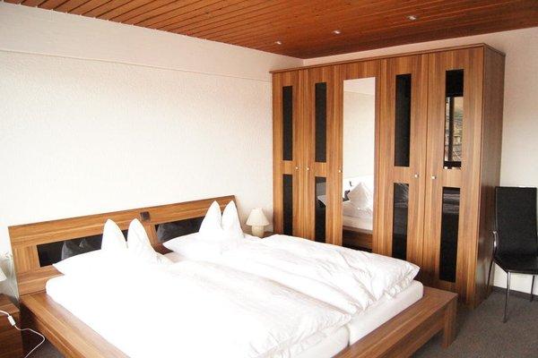Hotel-Restaurant Sonne - фото 36