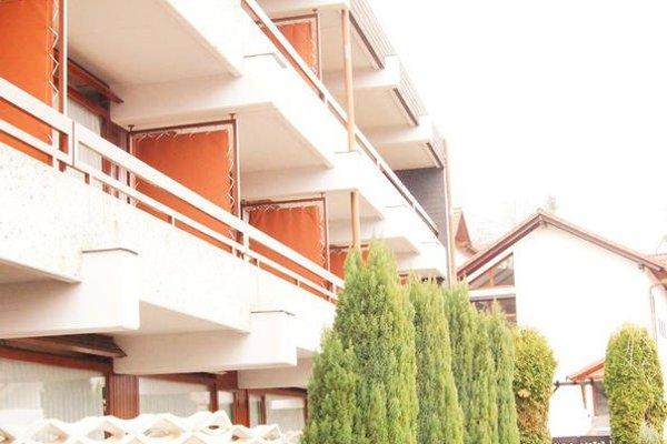 Hotel-Restaurant Sonne - фото 15